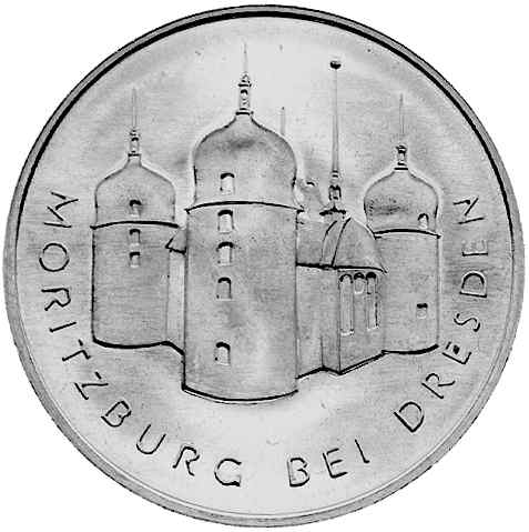 Moritzburg bei Dresden V-21