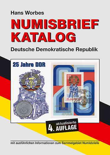 -Numisbrief-Katalog DDR 2004