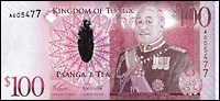 Tonga P.43 100 Pa'anga (2008) (1)