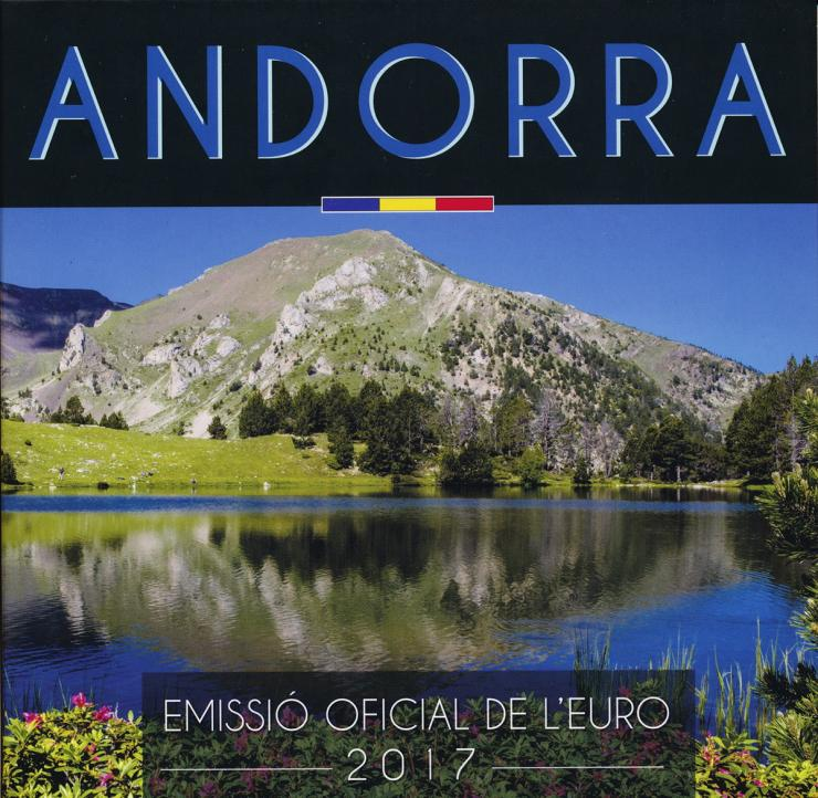Andorra Euro - KMS 2017