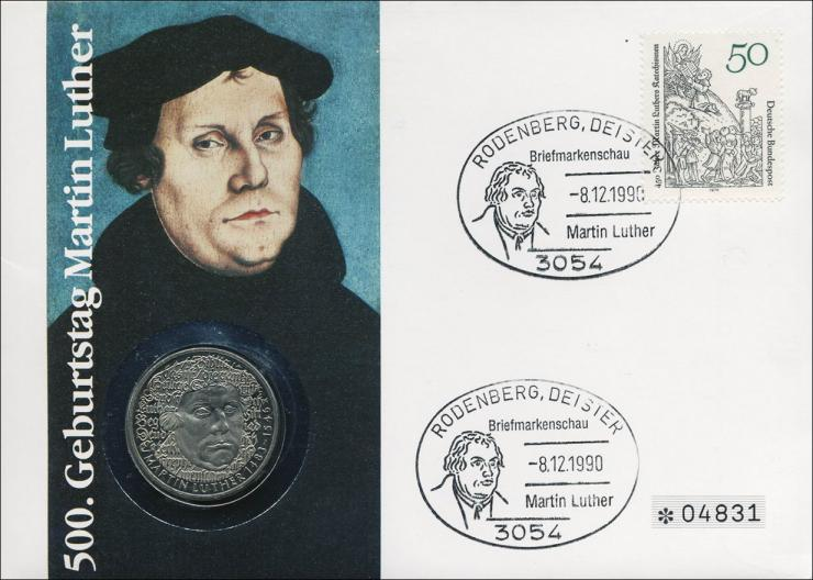 B-0371.a • Martin Luther