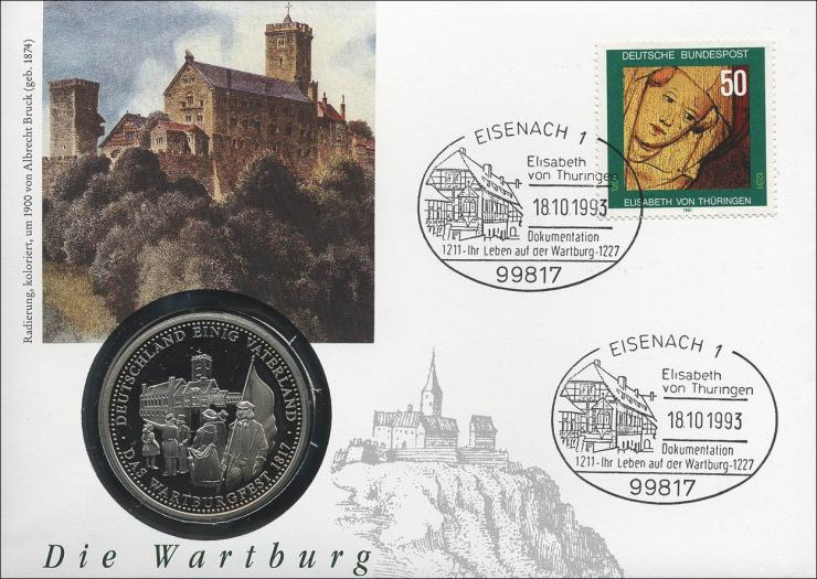 B-0670 • Die Wartburg