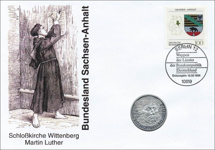 B-0748 • Schloßkirche Wittenberg