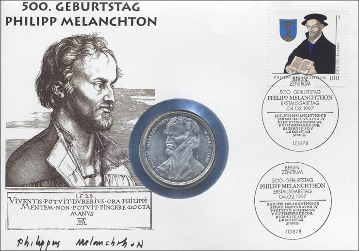 B-1014 • Philipp Melanchthon