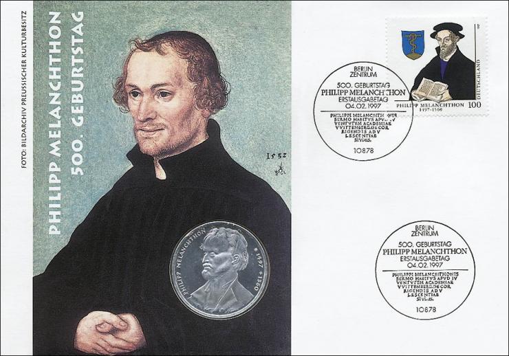 B-1015 • Philipp Melanchthon