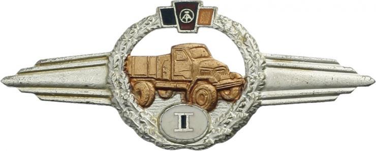 B.0365 Leistungsabzeichen KFZ-Dienst I