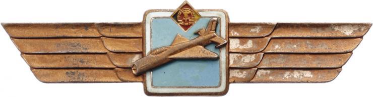 B.0685 Klass. Abzeichen Flugzeugführer Dienstlaufbahnabzeichen