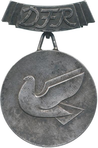 B.2875a Friedensrat Verdienstplakette