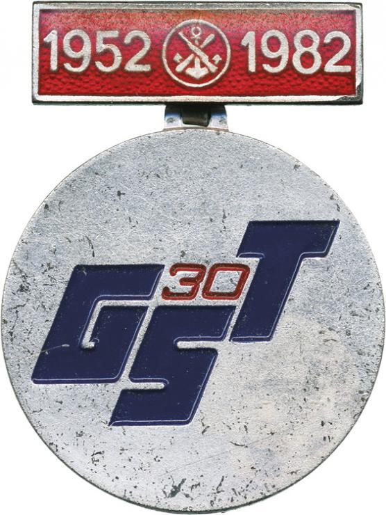 B.3014b 30 Jahre GST