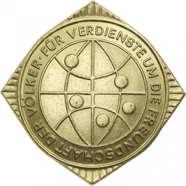 B.3683b Ehrennadel Liga für Völkerfreundschaft der DDR