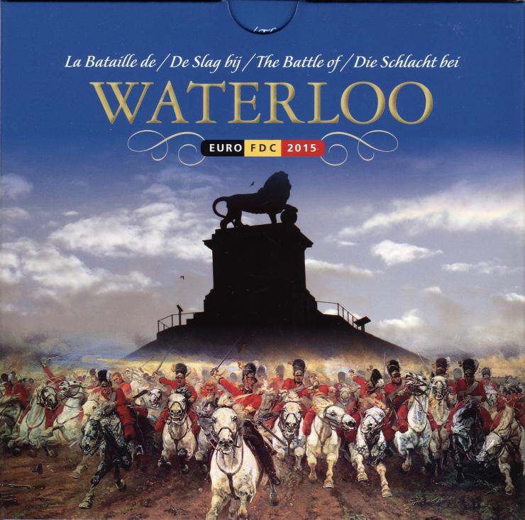 Belgien Euro-KMS 2015 Schlacht bei Waterloo
