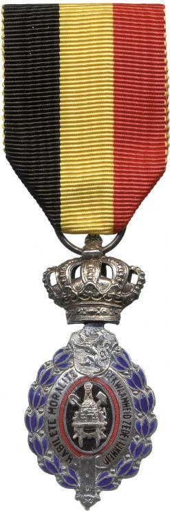 Belgien: Ehrenzeichen II. Klasse