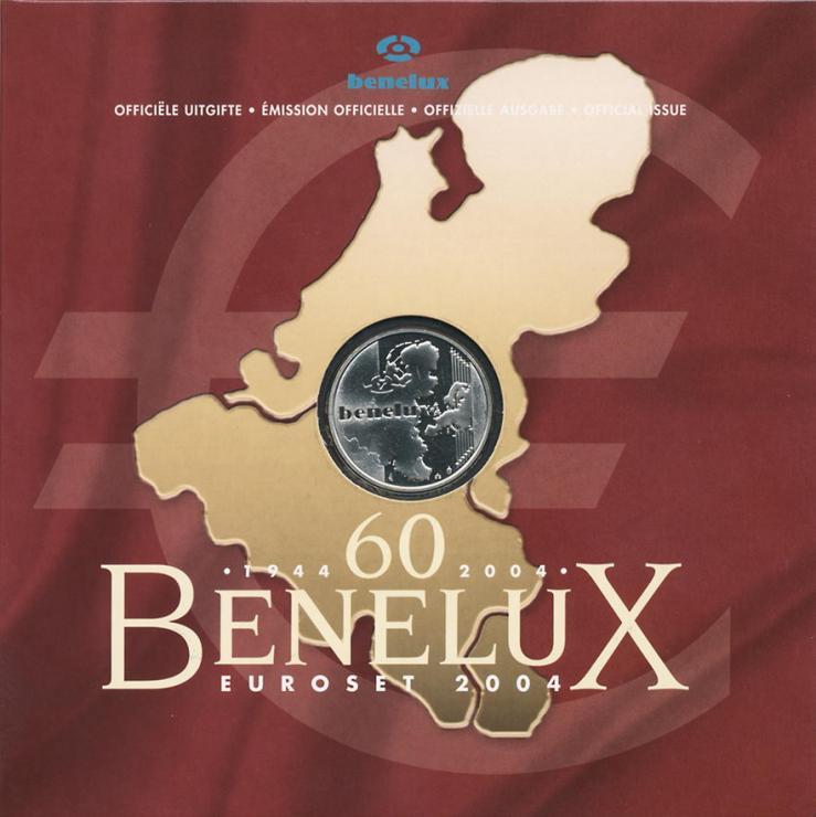 "BeNeLux Euro-KMS 2004 ""60 Jahre BeNeLux"""