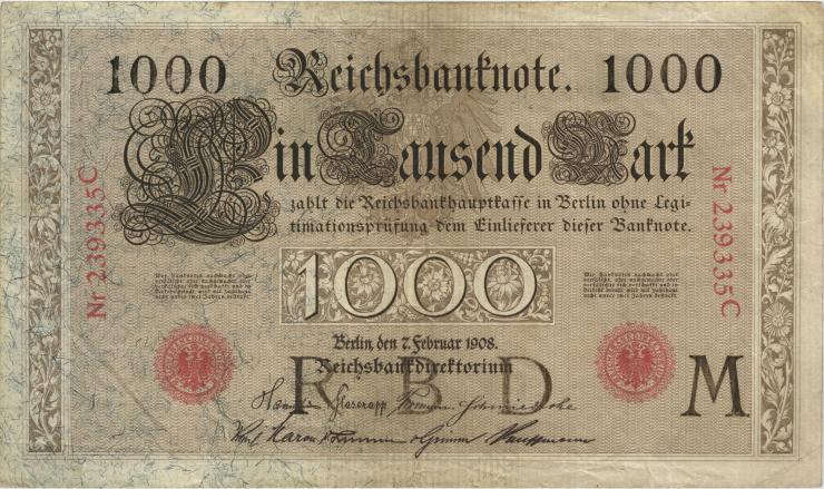 R.036F: 1000 Mark 1908 (3)