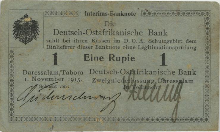 R.914a: 1 Rupien 1915 A (3)