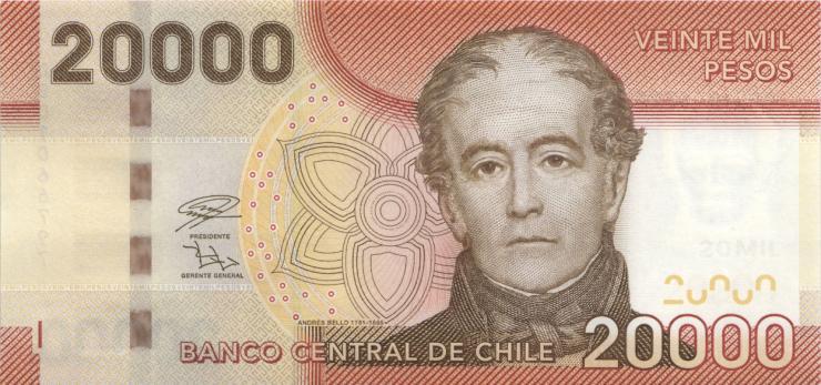Chile 20.000 Pesos 2020 (1)