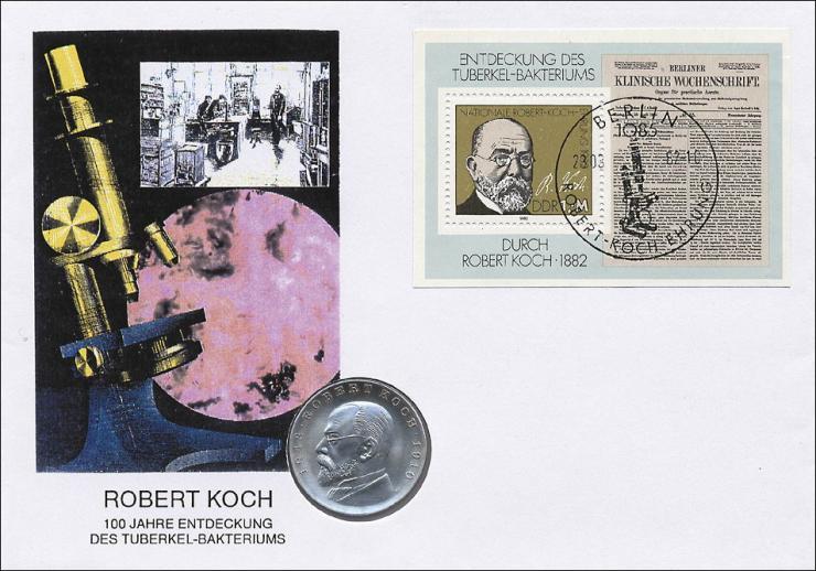 D-015 • Robert Koch