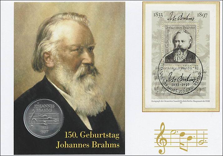 D-018 • Johannes Brahms