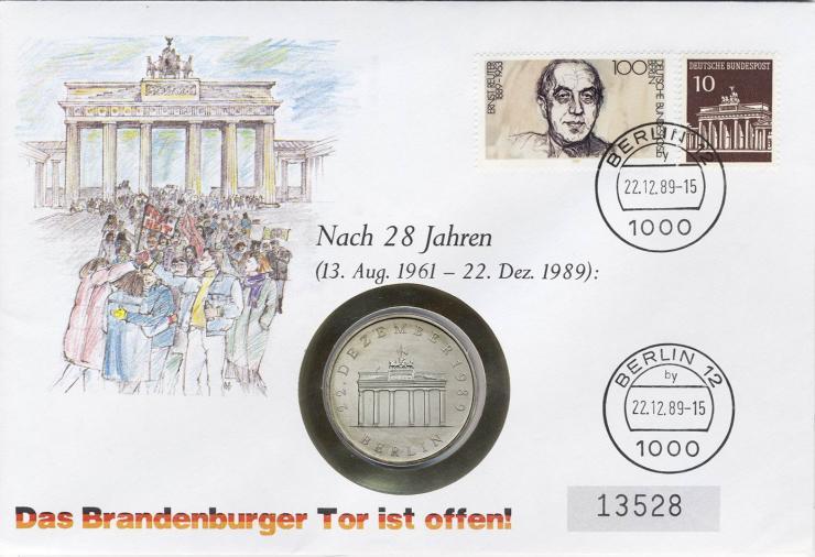 D-077.a • Öffnung Brandenburger Tor