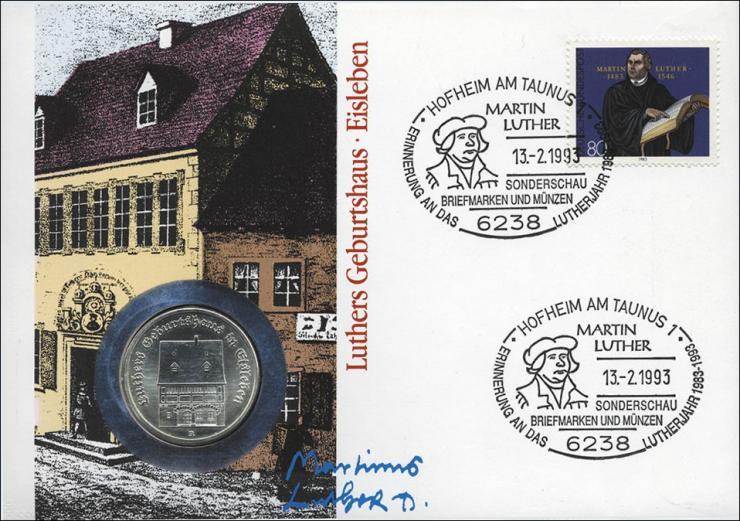D-184.a • Luthers Geburtshaus Eisleben