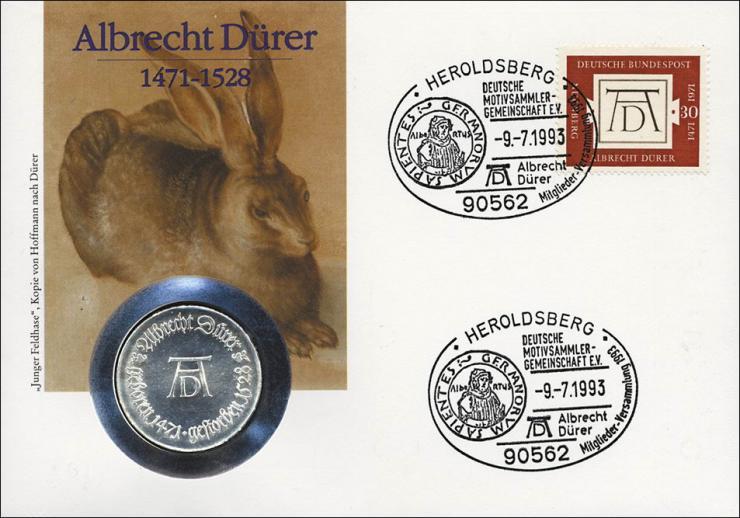D-198 • Albrecht Dürer