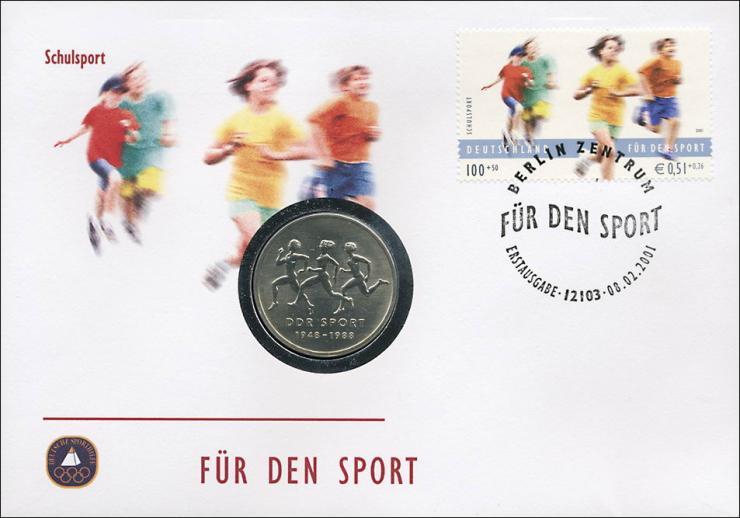 D-288 • Für den Sport - Schulsport