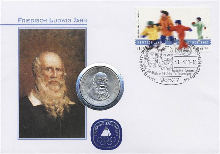 D-290 • Friedrich Ludwig Jahn
