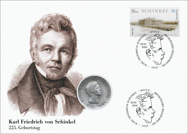 D-298 • Schinkel - 225. Geburtstag