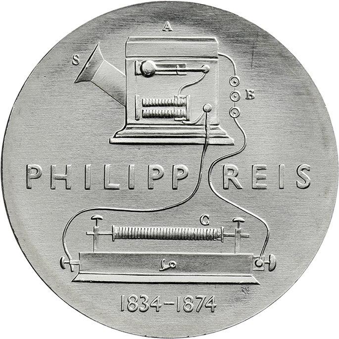 DDR 5 Mark 1974 Reis