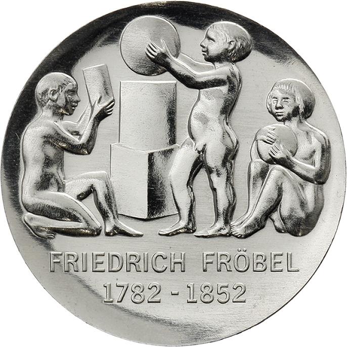 DDR 5 Mark 1982 Fröbel