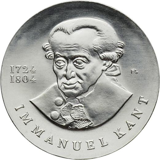 DDR 20 Mark 1974 Kant
