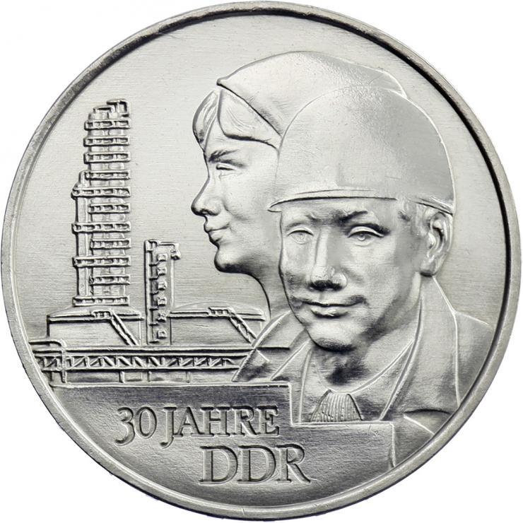 DDR 20 Mark 1979 30 Jahre DDR