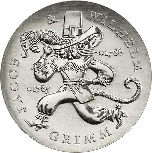 DDR 20 Mark 1986 Grimm