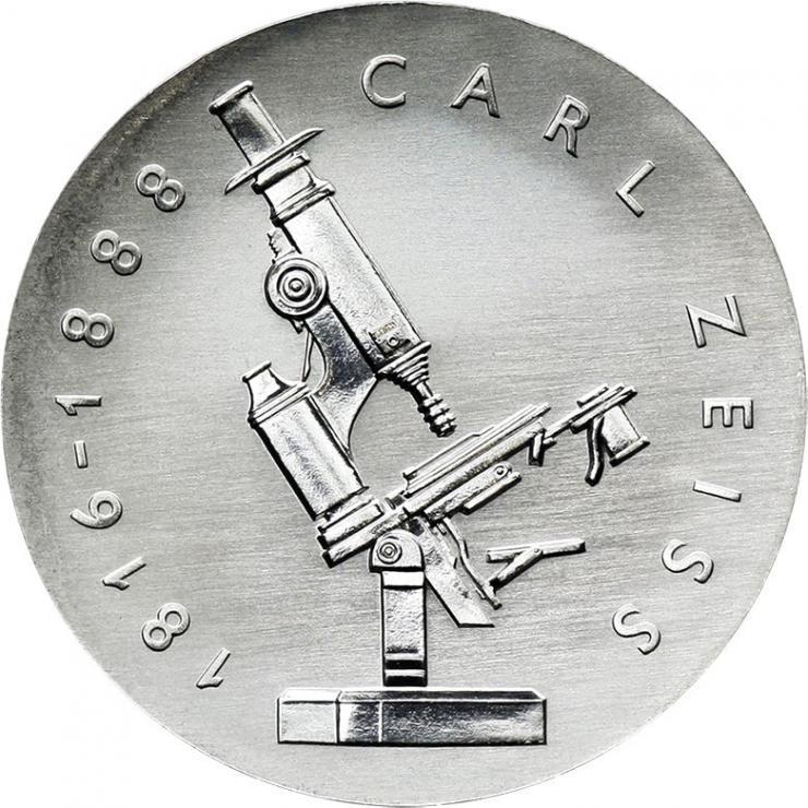 DDR 20 Mark 1988 Zeiss