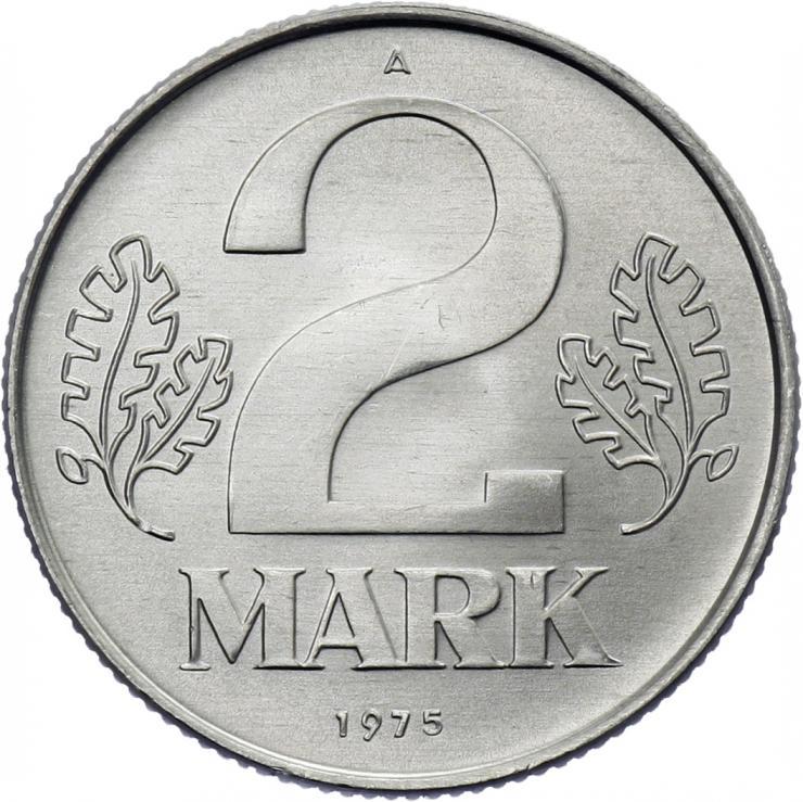 DDR 2 Mark (Alu) prfr.