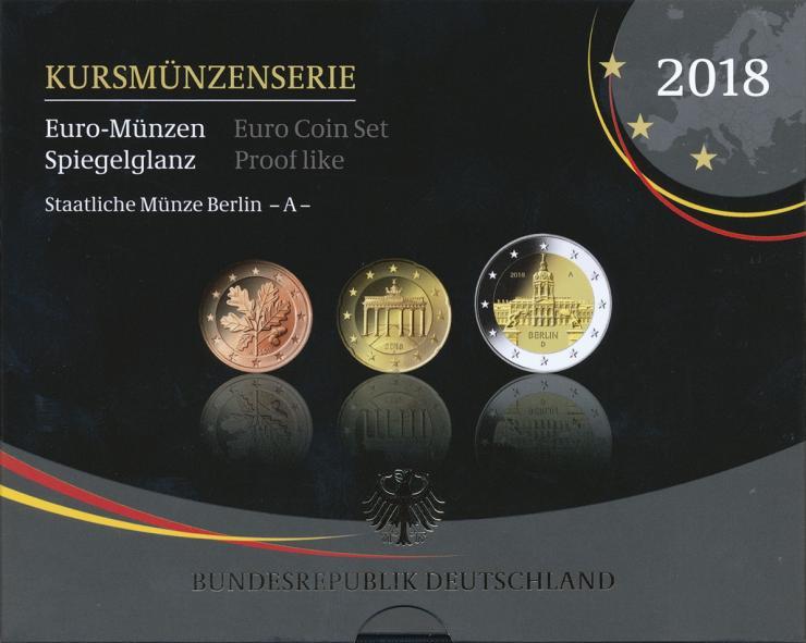 Deutschland Euro-KMS 2018 PP