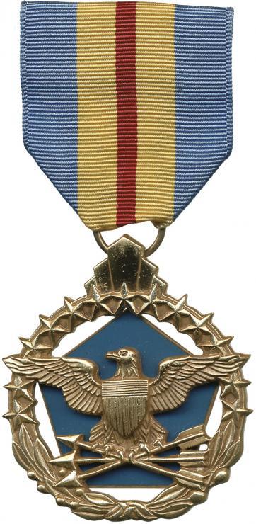Distinguished Service Medal - Defense Gold