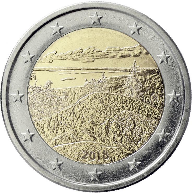 Finnland 2 Euro 2018 Koli Nationalpark