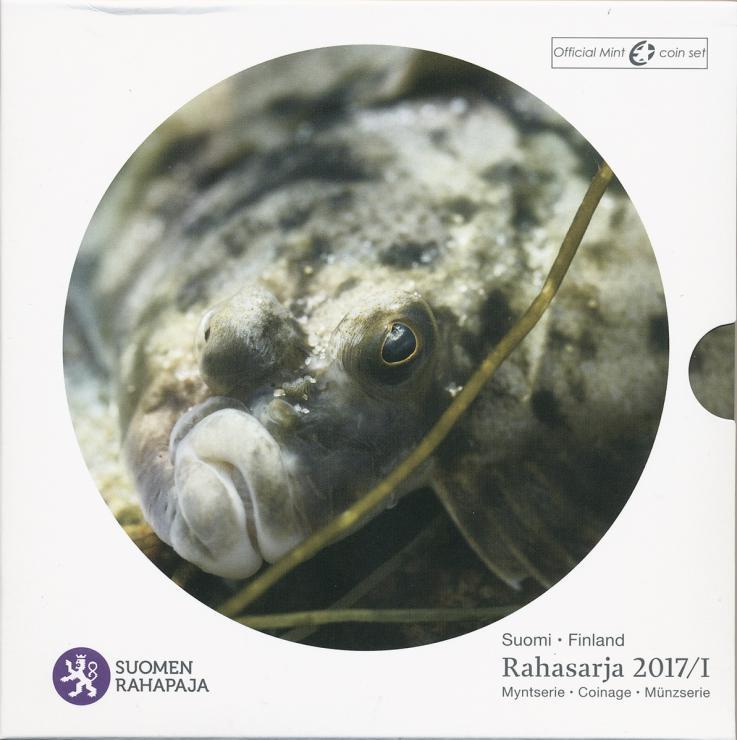Finnland Euro-KMS 2017/ I Fische der Ostsee