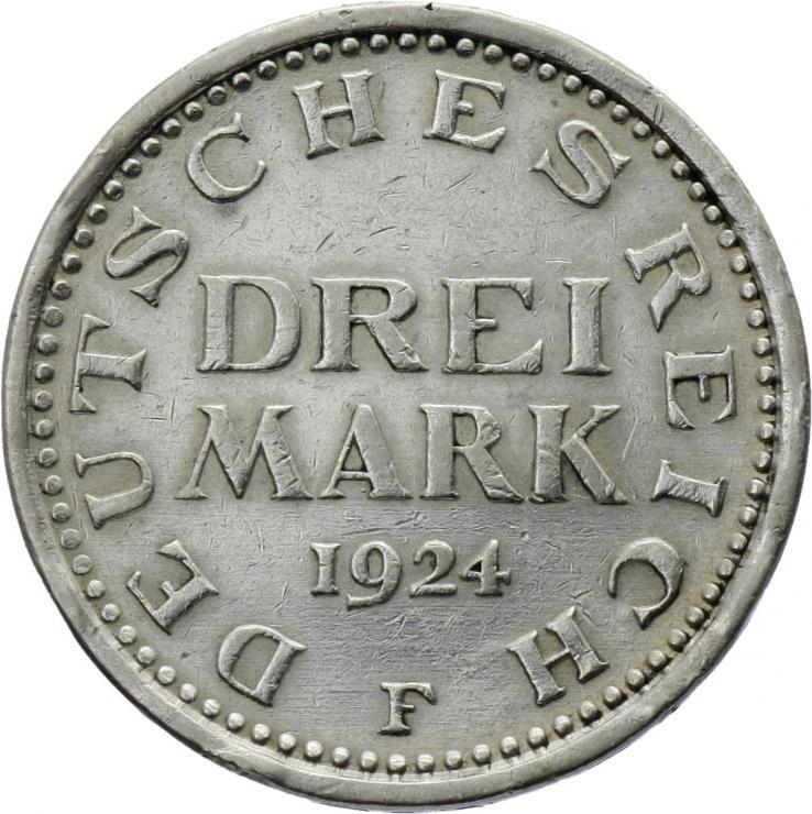 J.312 • 3 Mark 1924 F