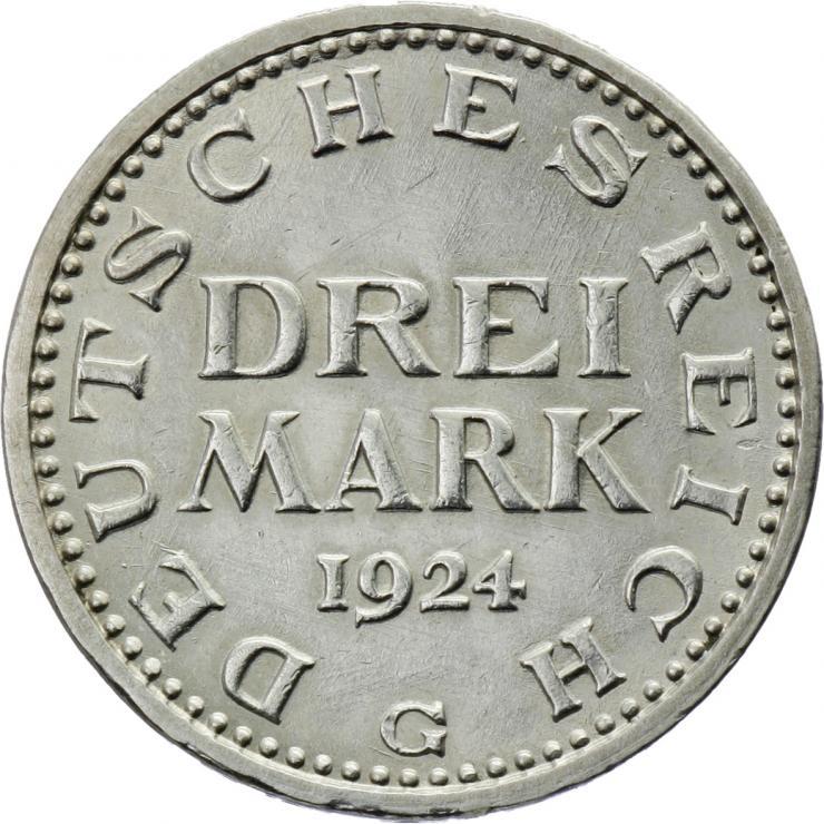 J.312 • 3 Mark 1924 G