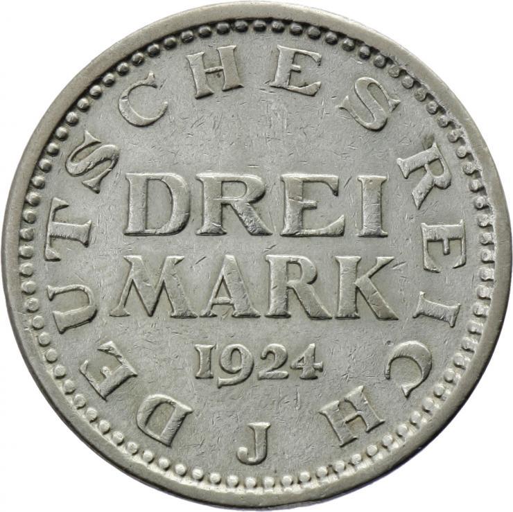 J.312 • 3 Mark 1924 J