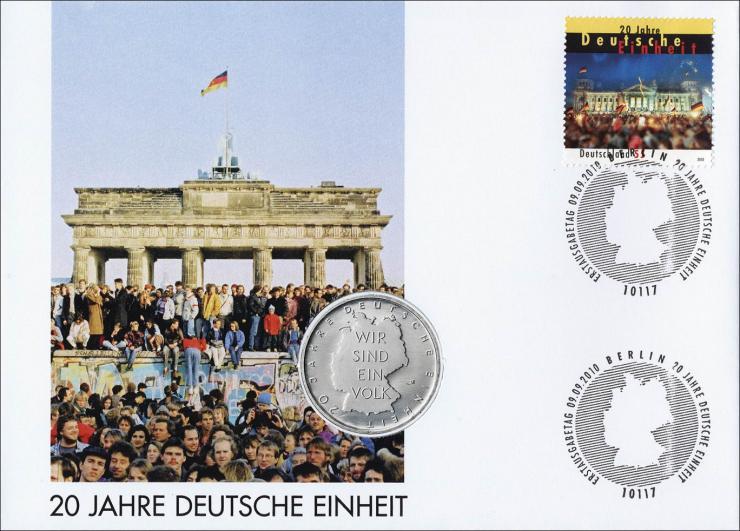 V-337 • 20 Jahre Deutsche Einheit