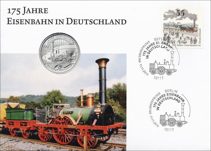 V-346 • 175 Jahre Eisenbahn in Deutschland