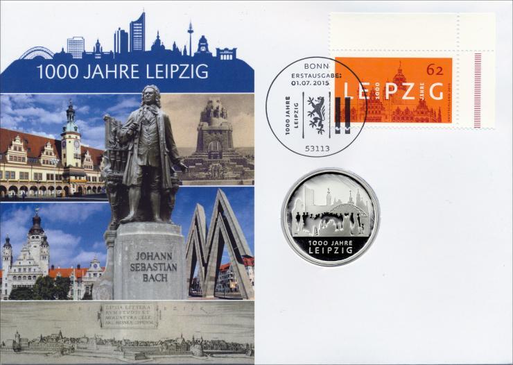 L-8989 • 1000 Jahre Leipzig PP