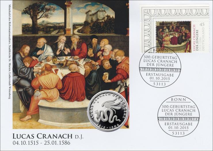 L-8999 • Lucas Cranach D.J.  PP