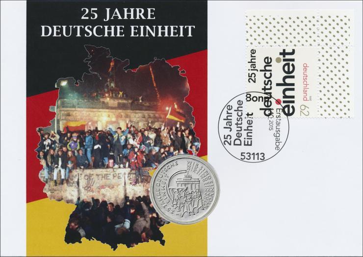 L-9002 • 25 Jahre Deutsche Einheit (F)