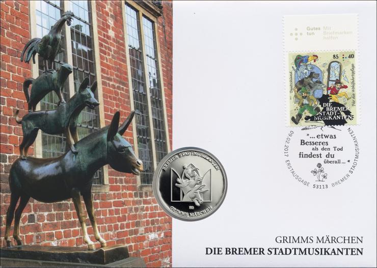 L-9105 • Die Bremer Stadtmusikanten PP-Ausgabe