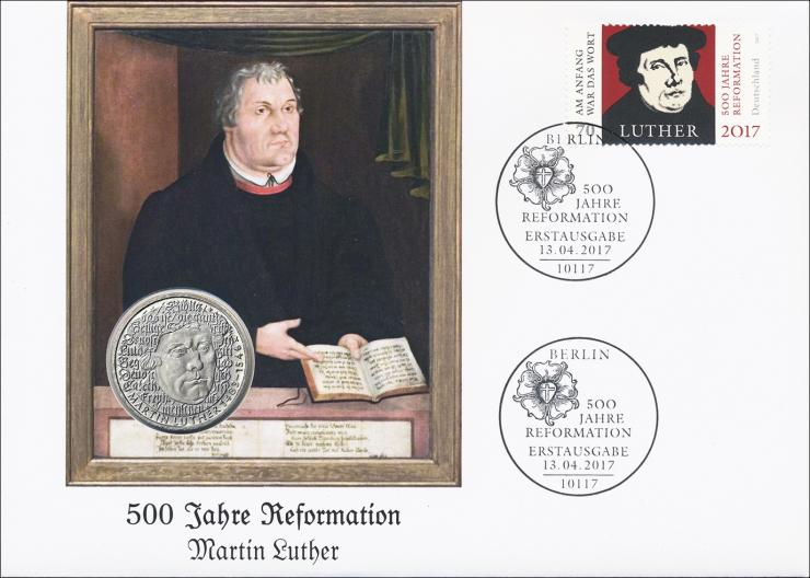 L-9140 • 500 Jahre Reformation - Martin Luther