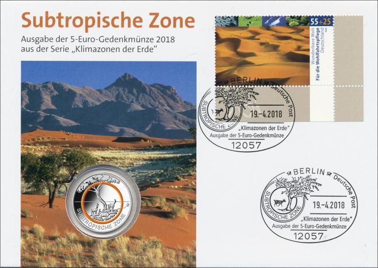 L-9215 • Subtropische Zone PP-Ausgabe